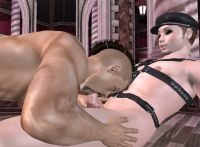 3D GayVilla 2 cartoon gay bareback