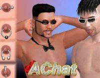 AChat gay sex game